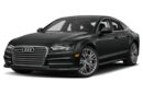 3/4 Front Glamour 2017 Audi A7