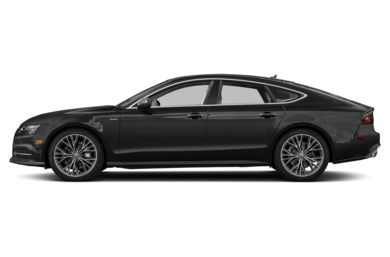 90 Degree Profile 2018 Audi A7