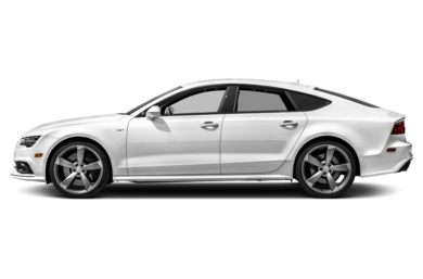 90 Degree Profile 2017 Audi S7