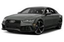 3/4 Front Glamour 2016 Audi RS 7