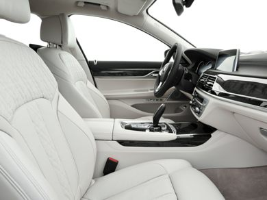 OEM Interior 2017 BMW 750