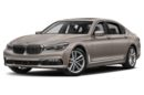 3/4 Front Glamour 2017 BMW 750
