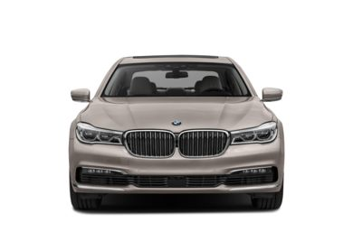 Grille  2017 BMW 750