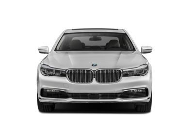 Grille  2018 BMW 740