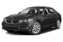 3/4 Front Glamour 2016 BMW 535