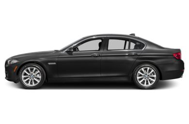 90 Degree Profile 2016 BMW 535