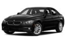 3/4 Front Glamour 2017 BMW 320