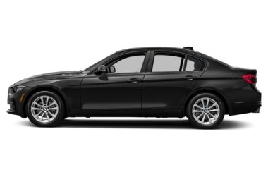 90 Degree Profile 2018 BMW 320