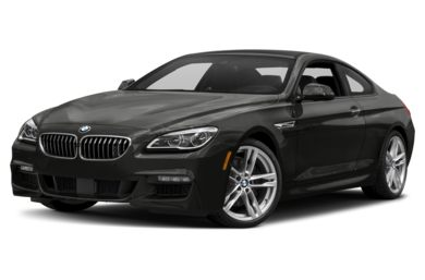3/4 Front Glamour 2016 BMW 650