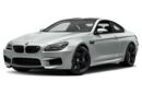 3/4 Front Glamour 2017 BMW M6