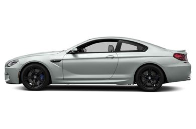 90 Degree Profile 2017 BMW M6
