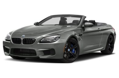 3/4 Front Glamour 2018 BMW M6
