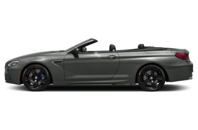 90 Degree Profile 2018 BMW M6