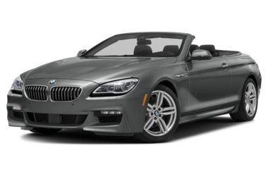 3/4 Front Glamour 2018 BMW 640