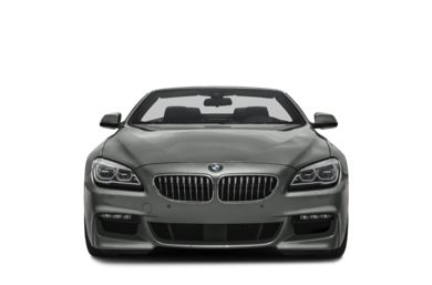 Grille  2018 BMW 640