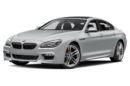 3/4 Front Glamour 2018 BMW 640 Gran Coupe