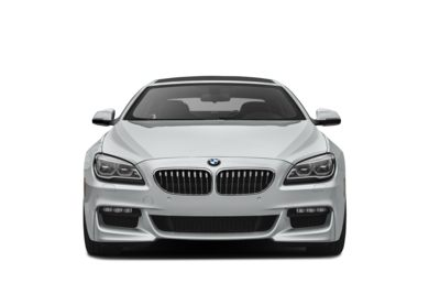Grille  2018 BMW 640 Gran Coupe