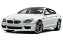 3/4 Front Glamour 2017 BMW 650 Gran Coupe
