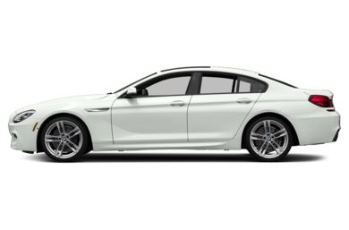 90 Degree Profile 2018 BMW 650 Gran Coupe