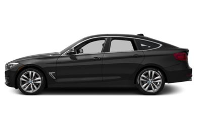 90 Degree Profile 2016 BMW 328 Gran Turismo