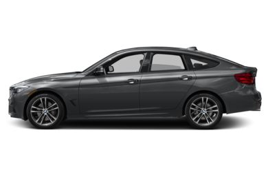 90 Degree Profile 2016 BMW 335 Gran Turismo