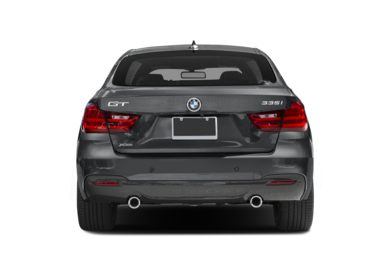 Rear Profile  2016 BMW 335 Gran Turismo
