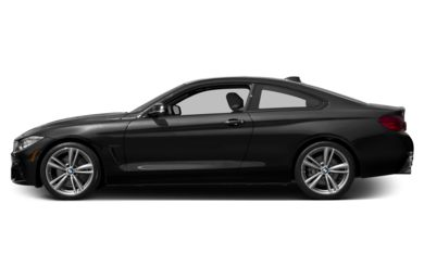 90 Degree Profile 2014 BMW 435