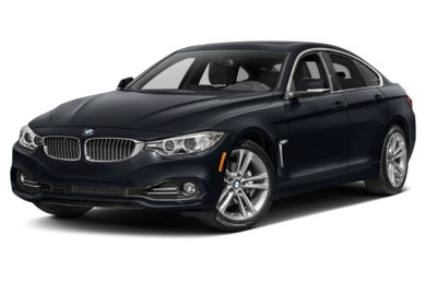 3/4 Front Glamour 2016 BMW 428 Gran Coupe