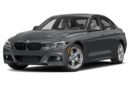 3/4 Front Glamour 2018 BMW 340