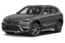 3/4 Front Glamour 2017 BMW X1