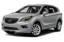 3/4 Front Glamour 2018 Buick Envision