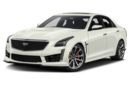 3/4 Front Glamour 2017 Cadillac CTS-V