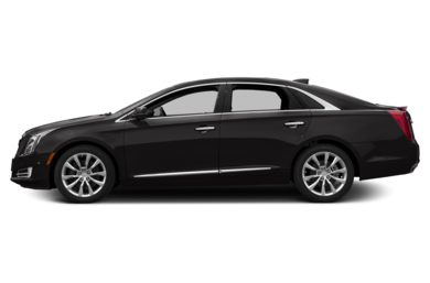 90 Degree Profile 2017 Cadillac XTS
