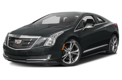 3/4 Front Glamour 2016 Cadillac ELR