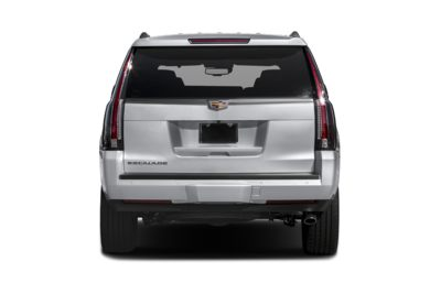 Rear Profile  2018 Cadillac Escalade