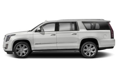 90 Degree Profile 2016 Cadillac Escalade ESV