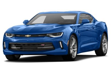 3/4 Front Glamour 2016 Chevrolet Camaro