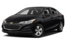 3/4 Front Glamour 2018 Chevrolet Cruze