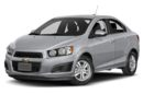 3/4 Front Glamour 2016 Chevrolet Sonic