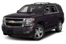 3/4 Front Glamour 2017 Chevrolet Tahoe