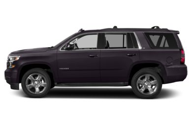 90 Degree Profile 2015 Chevrolet Tahoe