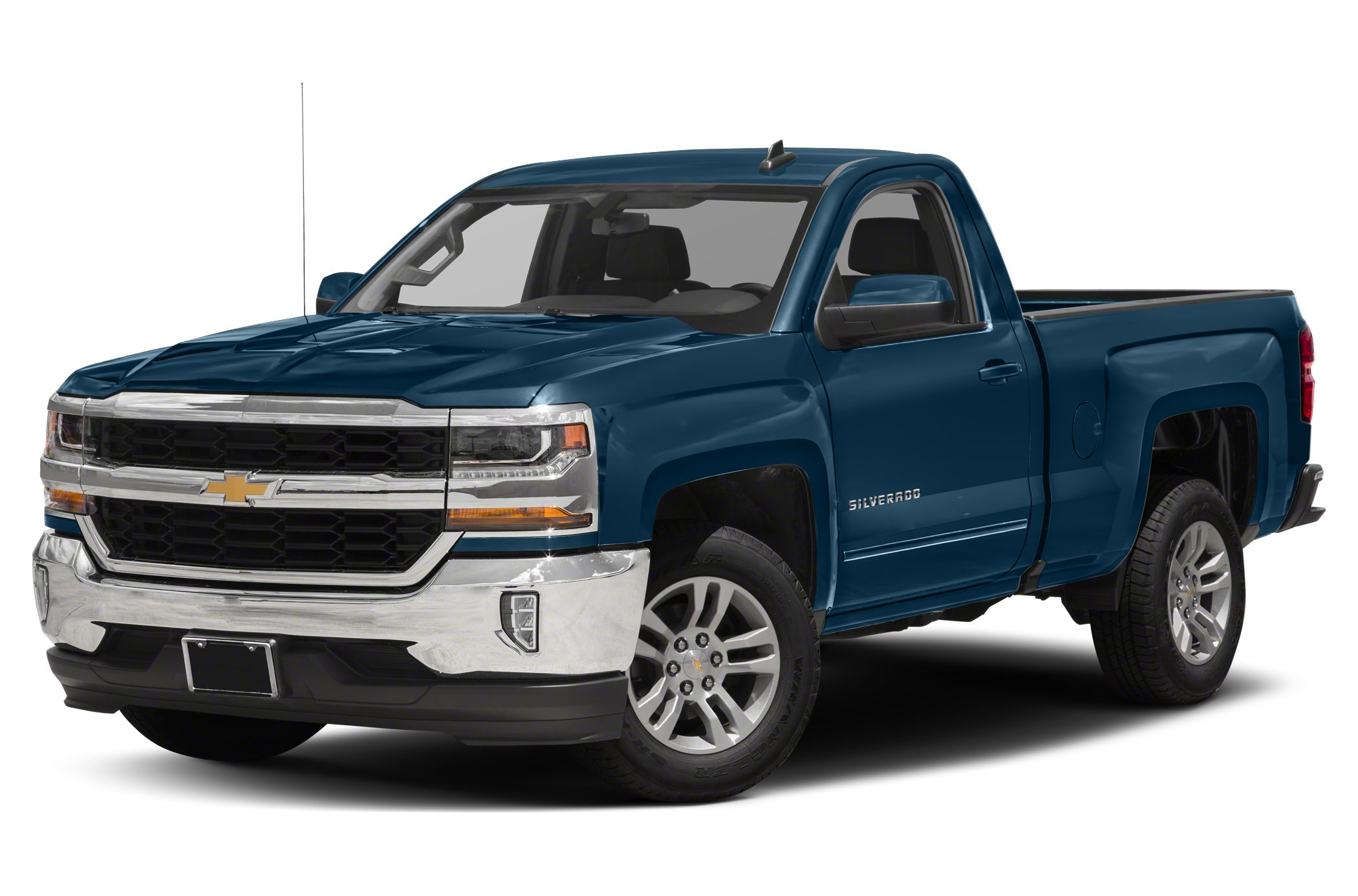 Chevy Silverado Lease Deals >> 2018 Chevrolet Silverado 1500 Pictures & Photos - CarsDirect