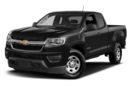 3/4 Front Glamour 2017 Chevrolet Colorado