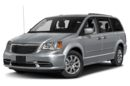 3/4 Front Glamour 2016 Chrysler Town & Country