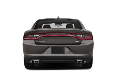 Rear Profile  2018 Dodge Charger