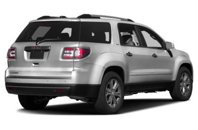 3/4 Rear Glamour  2017 GMC Acadia Limited