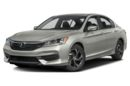 3/4 Front Glamour 2016 Honda Accord