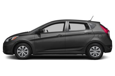 90 Degree Profile 2017 Hyundai Accent