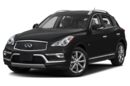 3/4 Front Glamour 2017 INFINITI QX50