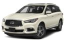 3/4 Front Glamour 2016 Infiniti QX60